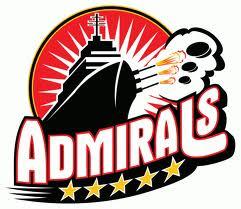 Admirals logo